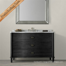 Hot Sale European Style Wood Bathroom Cabinet
